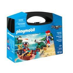 PLAYMOBIL - Valigetta Grande Pirati