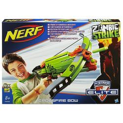 HASBRO - Nerf Zombie Crossfire Bow