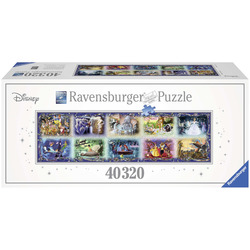 RAVENSBURGER - Memorable Disney Moments - Puzzle 40000 Pezzi