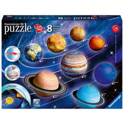 RAVENSBURGER - Il Sistema Planetario - 3D Puzzleball