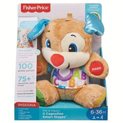 MATTEL - Fisher-Price - Il Cagnolino Smart Stages