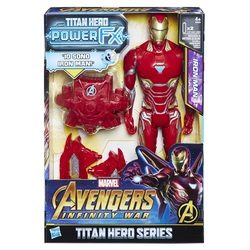 HASBRO - Avengers: Infinity War - Iron Man Titan Hero Power