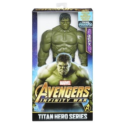 HASBRO - Avengers: Infinity War - Hulk Titan Hero Power