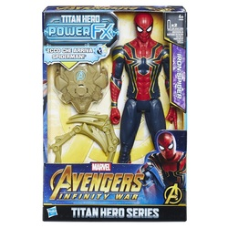 HASBRO - Avengers: Infinity War - Iron Spider Titan Hero Power