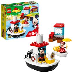 LEGO - 10881 - La Barca Di Topolino