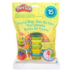 HASBRO - Play-doh Party Bag 15 Vasetti