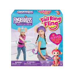 SPIN MASTER - Fingerlings Tail Toss