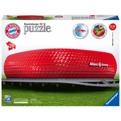 RAVENSBURGER - Allianz Arena - Puzzle 3D Building Maxi