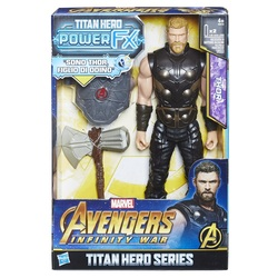 HASBRO - Avengers: Infinity War - Thor Titan Hero Power