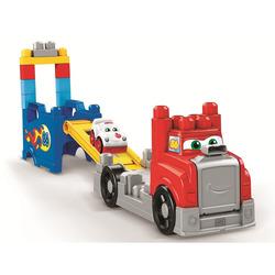 MATTEL - Mega Bloks - Autotreno Monta E Sfreccia