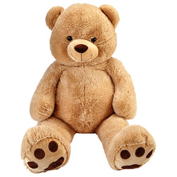 INTERNATIONAL - Orso 130cm (Assortito)