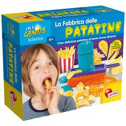 LISCIANI - I'm a Genius La Fabbrica Delle Patatine