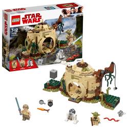 LEGO - 75208 - Il Rifugio Di Yoda