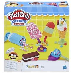 HASBRO - Play-Doh - Gelati e Ghiaccioli