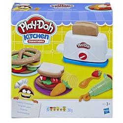 HASBRO - Play-Doh - Il Tostapane