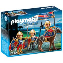 PLAYMOBIL - Squadra Esplorativa Dei Cavalieri Del Leone