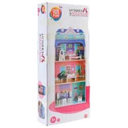 ONE TWO FUN - Casa Delle Bambole In Legno