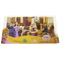 JAKKS PACIFIC - Disney Rapunzel Set 5 personaggi