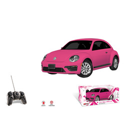 MONDO - VW New Beetle Pink Edition 1:14 Radiocomandata