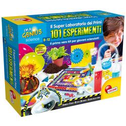LISCIANI - I'm a Genius Il Super Laboratorio Dei Primi 101 Esperimenti