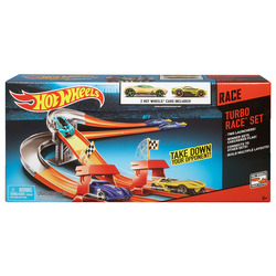 MATTEL - Hot Wheels Turbo Race Set