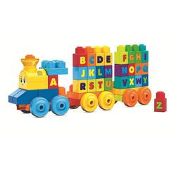 MATTEL - Mega Bloks - Impara Con Il Treno!