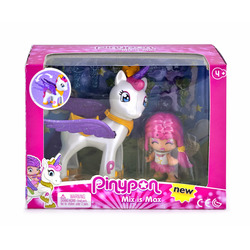 FAMOSA - Pinypon & Flying unicorn