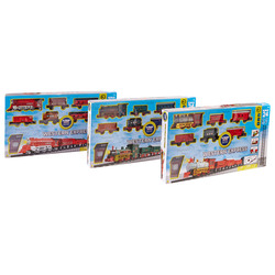 INTERNATIONAL - Western Express Train Set (Assortito)