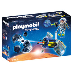 PLAYMOBIL - Satellite Distruggi Meteoriti