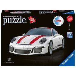 RAVENSBURGER - Porsche 911 - Puzzle 3D Veicoli