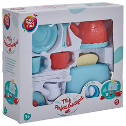 ONE TWO FUN - Set Tea Con Accessori