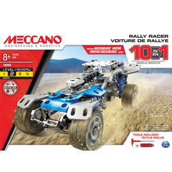 SPIN MASTER - Meccano Multi Modello Da 10 - Veicolo Da Rally