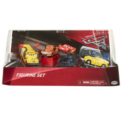 JAKKS PACIFIC - Cars 3 Set 5 personaggi
