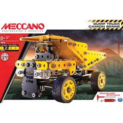 SPIN MASTER - Meccano Veicolo Dump Truck