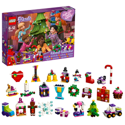 LEGO - 41353 - Lego® Friends Calendario Dell'Avvento