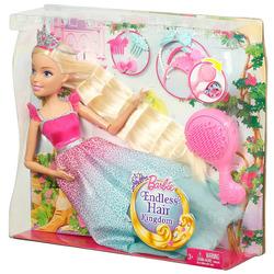 MATTEL - Barbie Grande Magica Principessa
