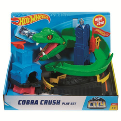 MATTEL - Hot Wheels - Attacco Al Cobra
