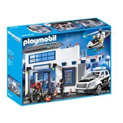 PLAYMOBIL - Centrale Della Polizia