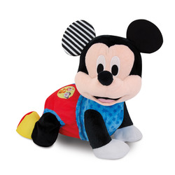 CLEMENTONI - Baby Mickey Gattona Con Me