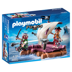 PLAYMOBIL - Zattera Dei Pirati