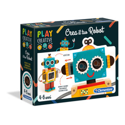 CLEMENTONI - Crea Il Tuo Robot
