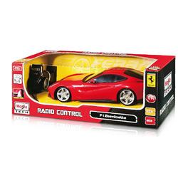 MAISTO TECH - Ferrari Radiocomandata - 1:14  (27Mhz) (Assortito)