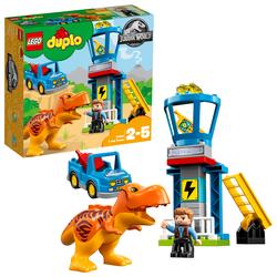 LEGO - 10880 - La Torre Del T. Rex