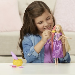 Disney Princess - Rapunzel Stamp and Style