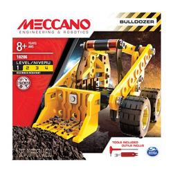 SPIN MASTER - Meccano Bulldozer