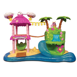 Hatchimals Playset Tropicalparty