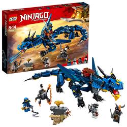 LEGO - 70652 - Dragone Della Tempesta
