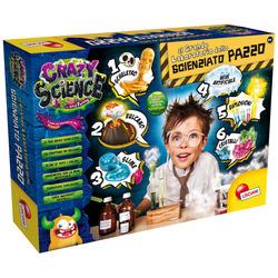 LISCIANI - Crazy Science Il Grande Laboratorio Dello Scienziato Pazzo