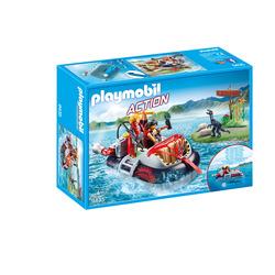 PLAYMOBIL - Gommone Dei Predatori
