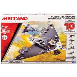 SPIN MASTER - Meccano Multi Modello Da 10 - Aerei